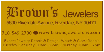Brown's Jewelry, watches, watch repair, jewelry repair