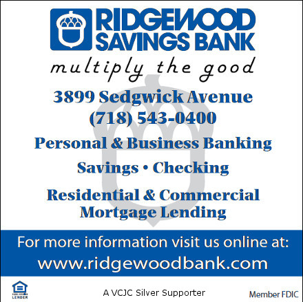 Ridgewood Savings Bank, Bronx, Van Cortlandt Village